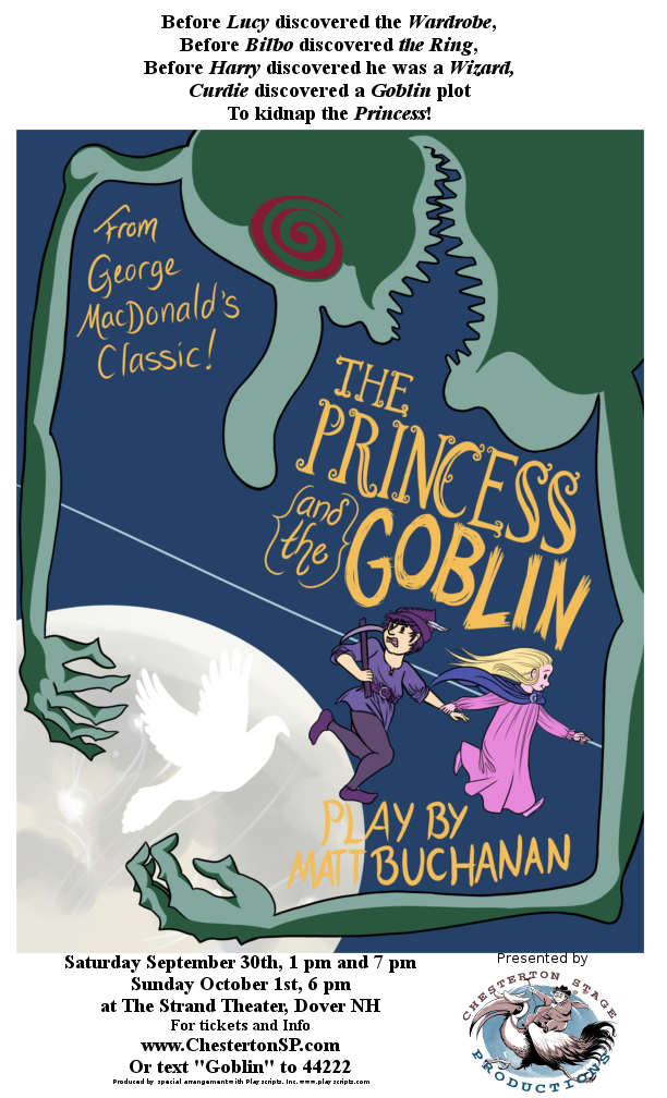 Princess and the Goblin poster